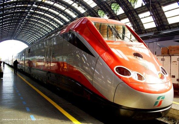 Trens-na-Italia
